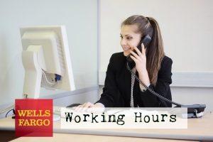 Wells Fargo Dealer Services Working Hours